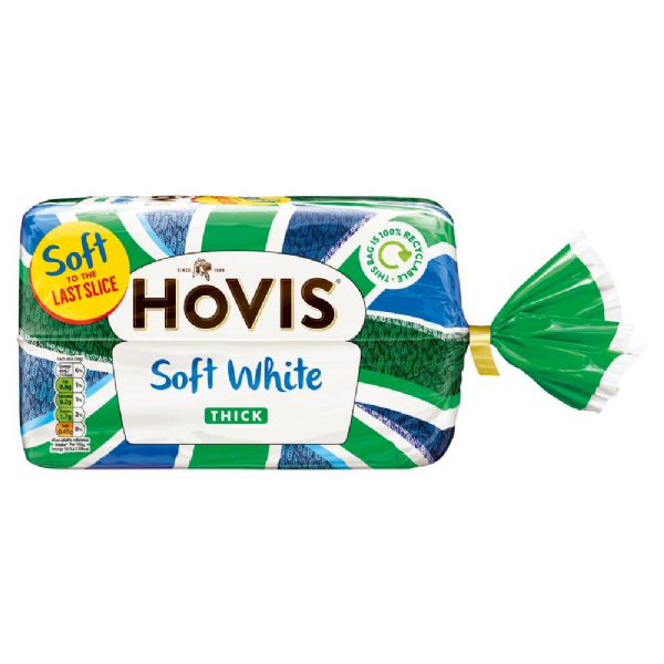 Hovis Soft White Thick Loaf